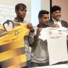 Former Indian footballers to play charity match in support of late R Dhanarajan's family