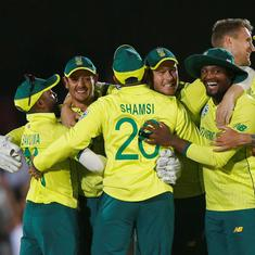 South Africa withdraw from T20I series in Pakistan citing workload concerns for players