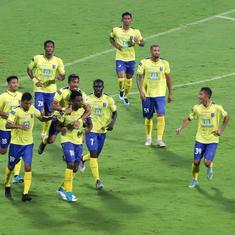 ISL: Bartholomew Ogbeche nets brace as Kerala Blasters earn narrow win over Bengaluru FC