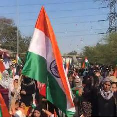 CAA: Shaheen Bagh protestors call off march to Amit Shah's residence, wait for permission