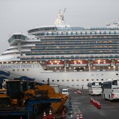 Coronavirus: Two more Indians on cruise ship in Japan test positive, all are in stable condition