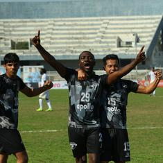 I-League: Punjab FC extend unbeaten home run, TRAU play out goalless draw with Chennai City
