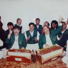 How independent Pakistan's search for a music of its own made the qawwali popular on the radio