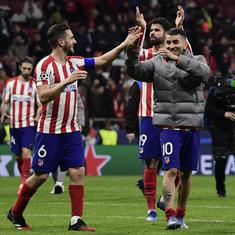 Coronavirus: Atletico Madrid latest La Liga club to reduce player, staff salaries due to pandemic
