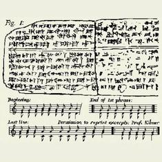Listen: This is probably the oldest extant song in the world