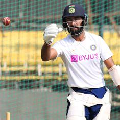 Ranji Trophy: Pujara suffers back strain during final against Bengal, doubtful for second innings