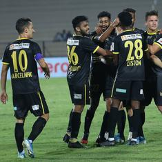 ISL, NorthEast United vs Hyderabad FC preview: Struggling visitors look to end season on high