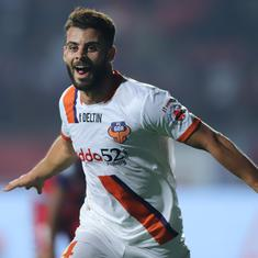 ISL: Rampant FC Goa smash Jamshedpur to finish top, bag historic AFC Champions League berth