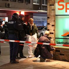 Germany: At least 8 killed in shootings at two sheesha bars in Hanau