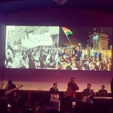 Watch: Pakistani singer Ali Sethi cites India's Citizenship Act protests during London gig