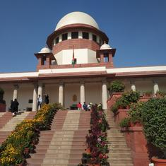 Maratha quota for jobs and admissions will not be applicable this year, rules Supreme Court
