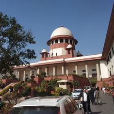 SC dismisses plea challenging eight-phase elections in West Bengal, use of 'Jai Shri Ram' slogan