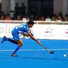 Pro League Hockey: Raj Kumar Pal's brace goes in vain as Australia edge out India in thriller