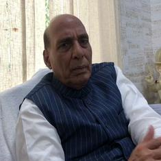 More items to be included in list of defence items banned for import, says Rajnath Singh