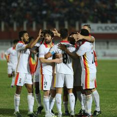 I-League: East Bengal comeback floors TRAU, Aizawl hold Chennai City FC to earn a crucial point