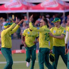 Second T20I: Lungi Ngidi bags three as South Africa defend modest total to beat Australia