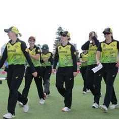 T20 World Cup: Rachael Haynes, Meg Lanning star as Australia survive scare to defeat Sri Lanka