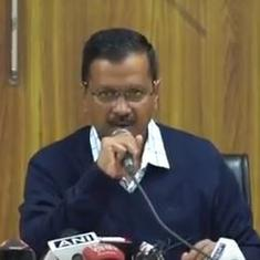 Covid-19: Delhi to conduct rapid testing for 1 lakh people in infection hotspots, says Kejriwal