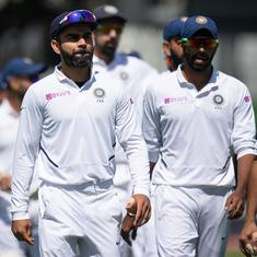 We take the hit together: Kohli says it's not right to single out Rishabh Pant after NZ series loss