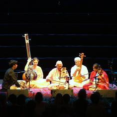 Listen: Recordings by sarangi players who were also skilled vocalists