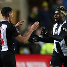 Premier League: Newcastle United impose handshake ban to guard against spread of coronavirus