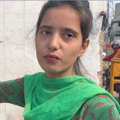 This young Muslim woman took us around a riot-hit Delhi locality. The view was revealing