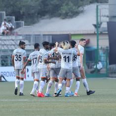 I-League: Chennai City continue resurgence with spirited win over Indian Arrows