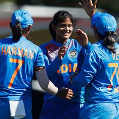 T20 World Cup, India vs SL: Radha Yadav, Shafali Verma power semi-finalists to fourth straight win