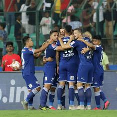 ISL, Chennaiyin FC vs FC Goa semis, first leg as it happened: Hosts rout Gaurs to gain big advantage