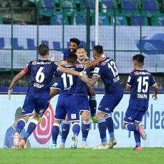 ISL semi-finals: Anirudh Thapa shines as Chennaiyin FC drub FC Goa 4-1 in first leg