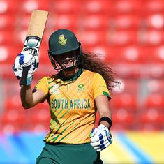 T20 World Cup: Laura Wolvaardt stars as South Africa defeat Pakistan to seal semi-final spot