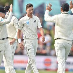We're enjoying hunting as a pack: Trent Boult on NZ bowlers rattling Indian batting order again