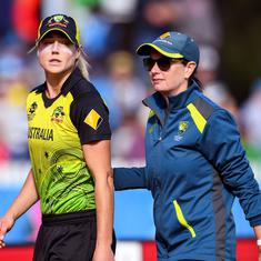 T20 World Cup: Australian all-rounder Ellyse Perry ruled out due to hamstring injury