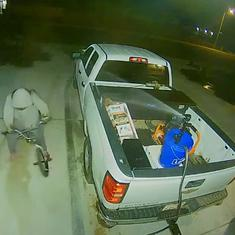 Watch: California residents came up with this trick to ward off robbers in the neighbourhood
