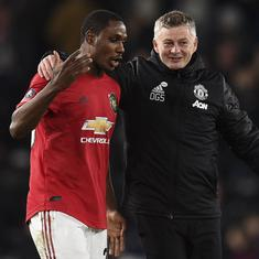FA Cup: Odion Ighalo's brace against Derby takes Manchester United to quarter-finals