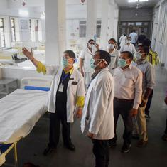 Coronavirus: UP confirms first death, fears infections at hospitals the patient was in