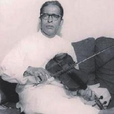 Listen: Spring raags by Gajananbuwa Joshi, known for both vocal and violin recitals