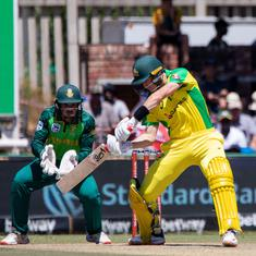 Third ODI: Labuschagne ton in vain as South Africa beat Australia by 6 wickets to complete whitewash