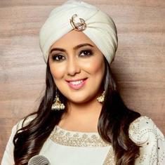 'Katiya Karoon' singer Harshdeep Kaur: 'Raag-based compositions are disappearing'