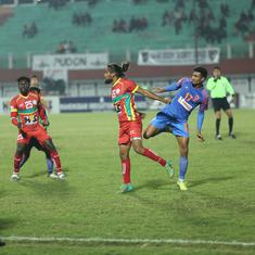 I-League: Devrani's goal helps TRAU FC register second straight win, Gokulam edge Churchill