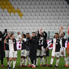 Juventus impress behind closed doors, Real falter in La Liga: Talking points from European football