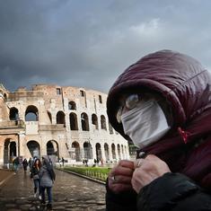 कोरोना वायरस संकट : इटली में मौतों की संख्या चीन से ज्यादा हुई