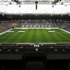 Coronavirus: Borussia M'gladbach-Cologne match to be first Bundesliga game held behind closed doors