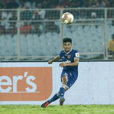These are the games I'll remember: Thapa eyes second ISL title as Chennaiyin FC face ATK in final