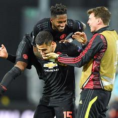 Europa League: Manchester United blank LASK, Bayer Leverkusen win away at Rangers