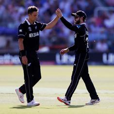 New Zealand vs West Indies: After playing IPL,  Kane Williamson, Trent Boult rested for T20s series