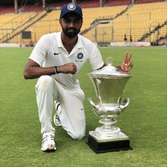 Ranji Trophy: Have hunger to make India comeback, says Saurashtra's Unadkat after historic season