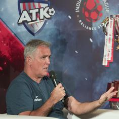 ISL final: Owen Coyle says confident Chennaiyin have nothing to fear against attack-minded ATK