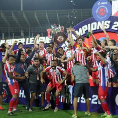 'Final means a cup for you': Twitter toasts ATK's record third ISL title after beating Chennaiyin FC