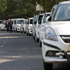 Ola, Uber drivers threaten to go on strike from September 1 in Delhi-NCR